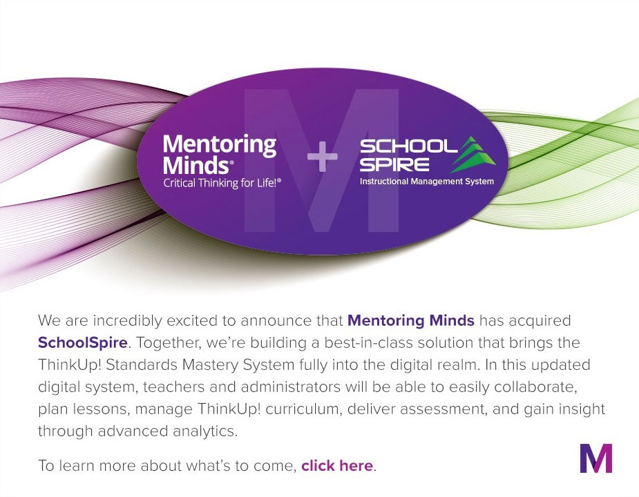 Mentoring Minds has acquired SchoolSpire